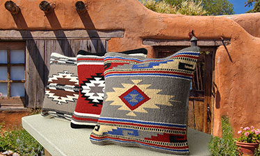 Modern Maya Pillow Covers