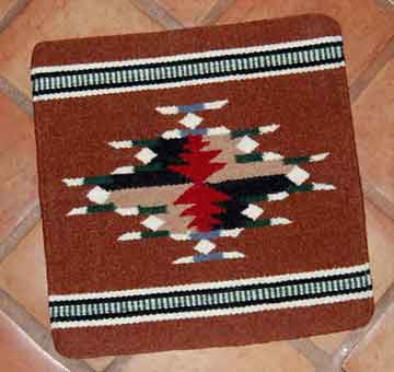 Modern Maya Pillow Cover 025