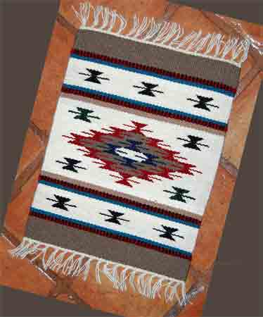Wool Table Rug 21