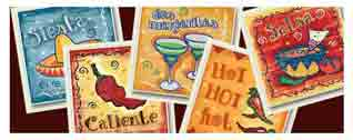 Photo Link To Fiesta Coasters